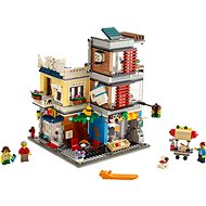 LEGO Creator 31097 Pet Shop with Cafe - Building Kit