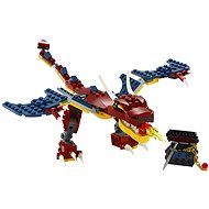 LEGO Creator 31102 Fire Dragon - Building Kit