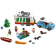 LEGO Creator 31108 Family holiday in a caravan - LEGO Building Kit