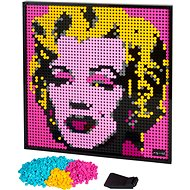 LEGO ART 31197 Andy Warhol's Marilyn Monroe - LEGO Building Kit