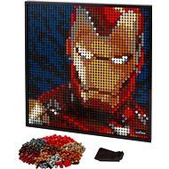 LEGO ART 31199 Iron Man by Marvel - LEGO Building Kit