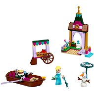 LEGO Disney 41155 Elsa and adventure in the market - Building Kit
