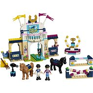 LEGO Friends 41367 Stephanie's Horse Jumping Playset