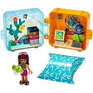 LEGO Friends 41410 Game Box: Andrea and Her Summer