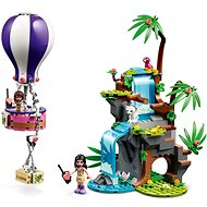 LEGO Friends 41423 Tiger Hot Air Balloon Jungle Rescue - LEGO Building Kit