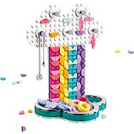 LEGO DOTS 41905 Rainbow Jewellery Stand - LEGO Building Kit