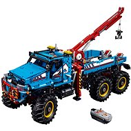 LEGO Technic 42070 All Terrain Tow Truck 6x6 - Building Kit