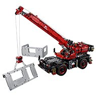 LEGO Technic 42082 Rough Terrain Crane - LEGO Building Kit