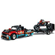 LEGO Technic 42106 Stunt Show Truck & Bike - LEGO Building Kit