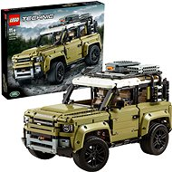 LEGO Technic 42110 Land Rover Defender - LEGO Building Kit