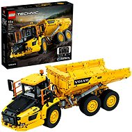 LEGO Technic 42114 Volvo 6x6 articulated dumper - LEGO Building Kit