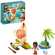 LEGO Disney Princess 43170 Moana's Ocean Adventure - LEGO Building Kit