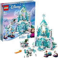 LEGO Disney Princess 43172 Elsa's Magical Ice Palace - Building Kit