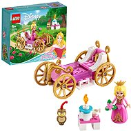 LEGO Disney Princess 43173 Aurora's Royal Carriage - LEGO Building Kit