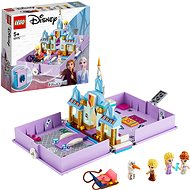 LEGO Disney 43175 Anna and Elsa's Storybook Adventures