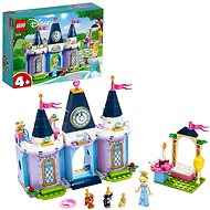 LEGO Disney Princess 43178 Cinderella's Castle Celebration - LEGO Building Kit