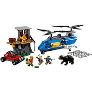 LEGO City 60173 Arrest in the mountains - Building Kit