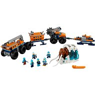 LEGO City 60195 Arctic Mobile Exploration Base - Building Kit