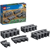 LEGO City Trains 60205 Tracks - Building Kit