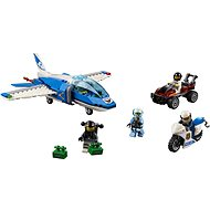 LEGO City 60208 Sky Police Parachute Arrest - LEGO Building Kit