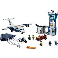 LEGO City 60210 Sky Police Air Base - LEGO Building Kit