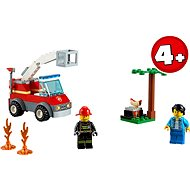 LEGO City 60212 Barbecue Burn Out - LEGO Building Kit