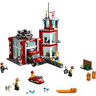 LEGO City 60215 Fire Station - Building Kit