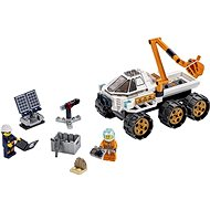 LEGO City Space Port 60225 The Rover Test - LEGO Building Kit