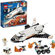 LEGO City Space Port 60226 Mars Research - Building Kit