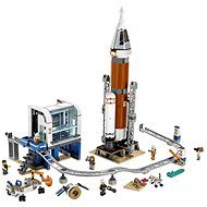 LEGO City Space Port 60228 Space Rocket and Control Centre - LEGO Building Kit