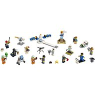 LEGO City Space Port 60230 Set of Characters - Spaceport - Building Kit