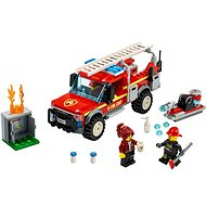 LEGO City Town 60231 Fire Chief Response Truck - LEGO Building Kit