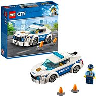 LEGO City 60239 Police Patrol Car - LEGO Building Kit