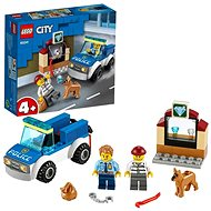 LEGO City Police 60241 Police Dog Unit - LEGO Building Kit