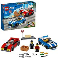 LEGO City Police 60242 Police Highway Arrest - LEGO Building Kit