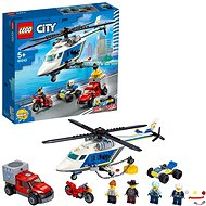 LEGO City Police 60243 Police Helicopter Chase - LEGO Building Kit