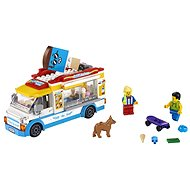 LEGO City Great Vehicles 60253 Ice-Cream Truck - LEGO Building Kit