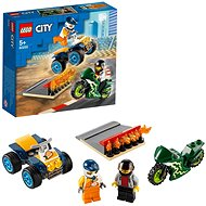 LEGO City Nitro Wheels 60255 Stunt Team