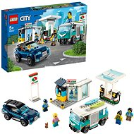 LEGO City Nitro Wheels 60257 Service Station - LEGO Building Kit