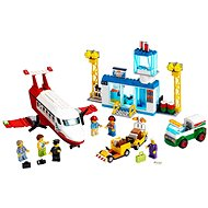 LEGO City 60261 Main Airport - LEGO Building Kit
