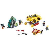 LEGO City 60264 Ocean Exploration Submarine - LEGO Building Kit
