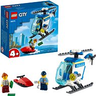 LEGO City 60275 Police Helicopter - LEGO Building Kit