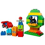 LEGO DUPLO 10572 LEGO DUPLO All-In-One Box of Fun - Building Kit