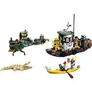 LEGO Hidden Side 70419 Wrecked Shrimp Boat - LEGO Building Kit