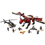 LEGO Ninjago 70653 Firstbourne - Building Kit