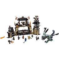 LEGO Ninjago 70655 The Dragon Pit