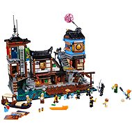 LEGO NINJAGO MOVIE 70657 NINJAGO City Docks - Building Kit