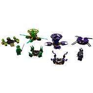 LEGO Ninjago 70664 Spinjitzu Lloyd vs. Garmadon - Building Kit
