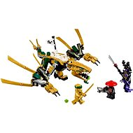 LEGO Ninjago 70666 The Golden Dragon - Building Kit