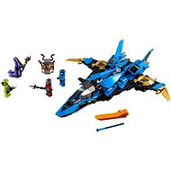 LEGO Ninjago 70668 Jay's Storm Fighter - Building Kit